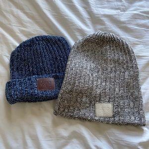 Set of 2 Love Your Melon Hats